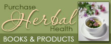 Purchase Herbal Health Books & Products
